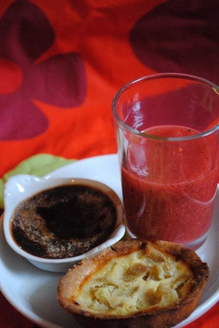 Recette De Mignardises Pour Cafe Gourmand Recette De Soupe De