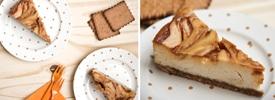 Recette cheesecake caramel